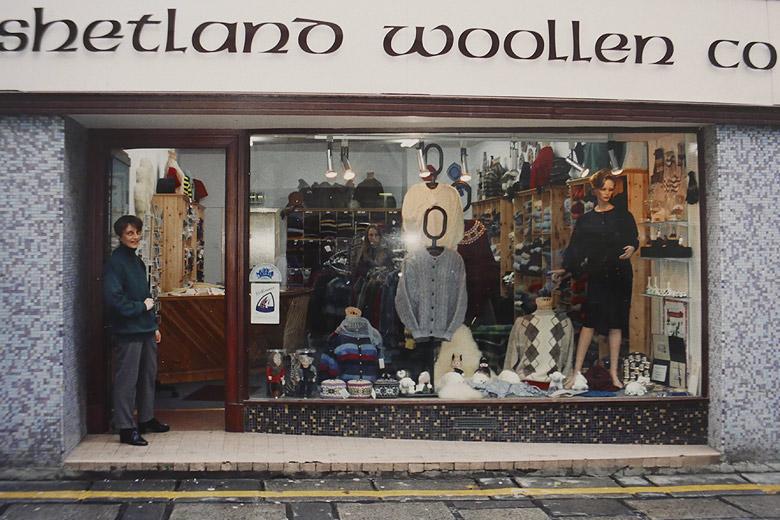 Shetland Woollen Co